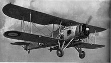 Airplane Picture - Fairey Swordfish in pre-war Fleet Air Arm markings