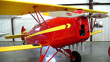 Airplane Picture - Fleet Model 7