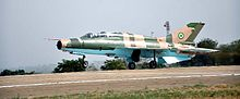 Airplane Picture - Nigerian F7