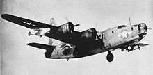 Airplane Picture - A PB4Y-2 carrying ASM-N-2 Bat glide bombs.