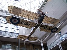 Airplane Picture - Imperial War Museum example from underneath