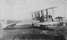 Airplane Picture - A German Captured B.E.2