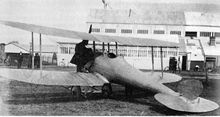 Airplane Picture - The Royal Aircraft B.S.1 in its original form
