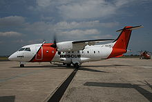Airplane Picture - An AeroRescue Dornier 328-100 operated for the Australian Maritime Safety Authority