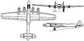 Airplane Picture - Dornier Do-19 Technical Specs.