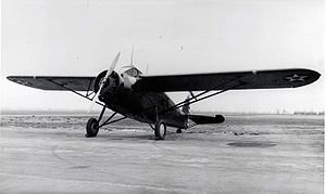 Warbird Picture - American/Fairchild Y1C-24, c. 1932