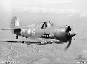 Warbird Picture - Boomerang from No. 5 Squadron RAAF