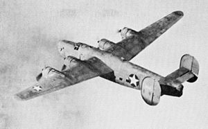 Consolidated C-87 Liberator Express
