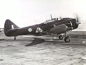 Warbird Picture - A side view of the Woomera CA-4 prototype, A23-1001.