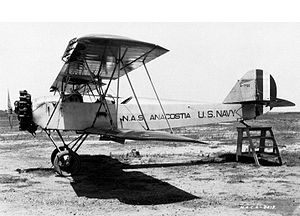 Warbird Picture - A Consolidated NY-2 in 1928
