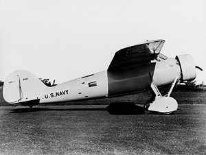 Warbird Picture - The U.S. Navy XBY-1 in 1932