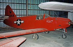 Warbird Picture - Culver PQ-14B at the Airpower Museum, Blakesburg, Iowa in 2006