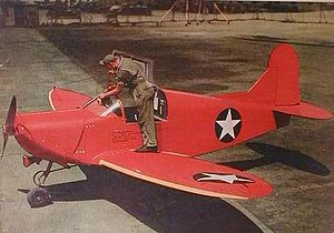 Warbird Picture - Culver PQ-8A c. 1941
