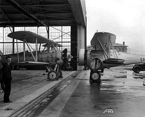 Warbird Picture - Curtiss BF2C-1 - Model 67A (on the right)