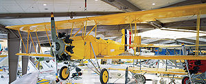 Warbird Picture - A Curtiss N2C-2 at the National Museum of Naval Aviation