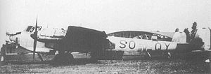Airplane Picture - Do 217N-1, captured at Straubing, May 1945.