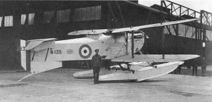 Warbird Picture - Fairey Pintail Mk III