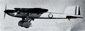 Fairey Long-range Monoplane