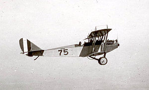 Warbird Picture - Curtiss JN-4 Jenny, 1918