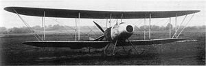 Royal Aircraft Factory F.E.3