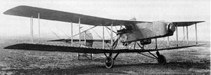 Warbird Picture - The first prototype N.E.1 in its original configuration, with a searchlight in the nose