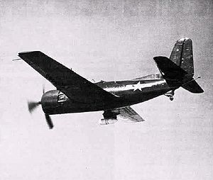 Warbird Picture - The XBT2C-1