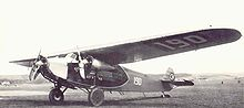 Aircraft Picture - Fokker V.VIIb 3-m (CH-190) operated by Ad Astra Aero