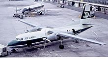 Aircraft Picture - Aer Lingus was the first airline to operate the F27 Friendship