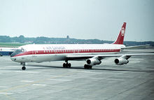 Aircraft Picture - Air Canada DC-8-61 at Montr�al-Pierre Elliott Trudeau International Airport