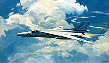 Aircraft Picture - Artist concept of a lengthened FB-111
