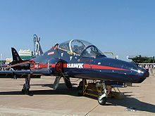 Aircraft Picture - BAE Systems Hawk 120D at RIAT 2005