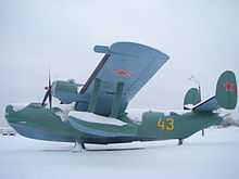 Aircraft Picture - Be-6 in Kiev museum