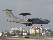 Aircraft Picture - Indian Air Force Beriev A-50EI Mainstay