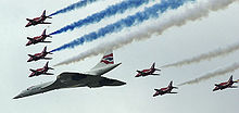 Aircraft Picture - Parade flight at Queen's Golden Jubilee