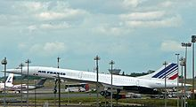 Aircraft Picture - Air France Concorde at Paris-Charles de Gaulle Airport