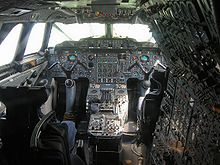 Aircraft Picture - Concorde cockpit layout