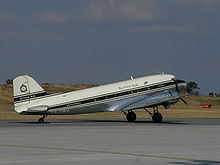 Aircraft Picture - A C-47A of Rovos Air in service in South Africa, 2006