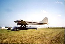 Aircraft Picture - DC-3 on amphibious EDO floats. Sun-n-Fun 2003, Lakeland, Florida, United States