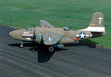 Aircraft Picture - A-20G Havoc displayed at the National Museum of the U.S. Air Force.