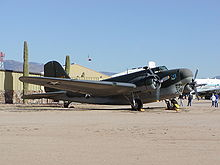 Aircraft Picture - B-18B at Pima Air Museum