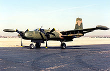 Aircraft Picture - B-26K/A-26A Counter Invader (64-17675)