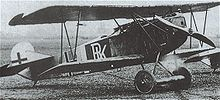 Aircraft Picture - Fokker D.VII of Jasta 66