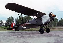 Aircraft Picture - Norwegian Army Air Service Fokker C.V-D