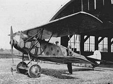 Aircraft Picture - Fokker D.VII
