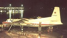 Aircraft Picture - Braathens SAFE F27 Friendship in August 1964