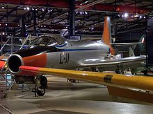 Aircraft Picture - Machtrainer L-11 in museum