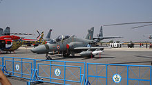 Aircraft Picture - BAE Hawk Mk. 132 of the Indian Air Force at Aero India 2009.