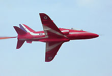 Aircraft Picture - Royal Air Force Aerobatic Team