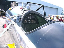 Aircraft Picture - Ryan PT-22 Recruit instrument panel