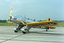 Aircraft Picture - Ryan YPT-16